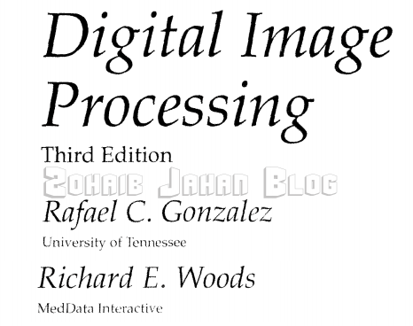 Rafael gonzalez c ebook digital processing image
