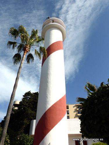 Málaga Marbella Faro 36º 30 23 4º 53 36 36 506389 4 893333 El Faro De Marbella Es Un Faro Marítimo De Arribada A Pu Marbella Andalucía Málaga