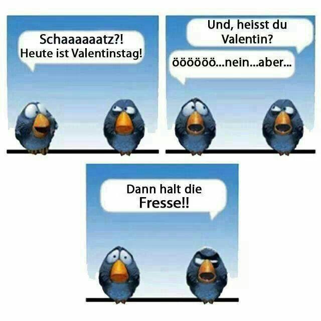 Valentinstag Comic