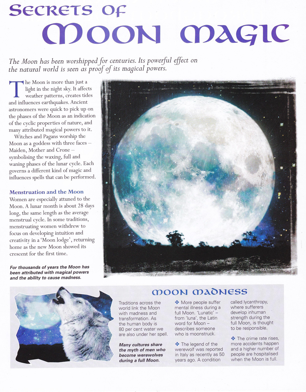 Moon magic   Astrology   Pinterest   Moon magic, Moon and Magick