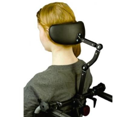 Spex Headrest Mount for Wheelchair Canes | Assistive,Adaptive,Ideas