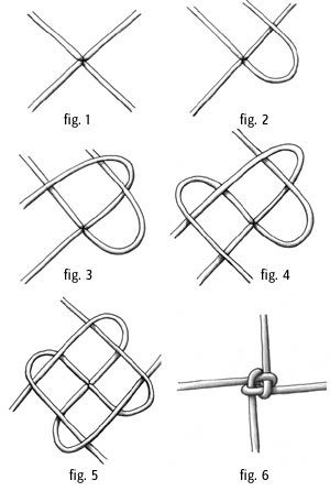how-to: square crown sennit braid