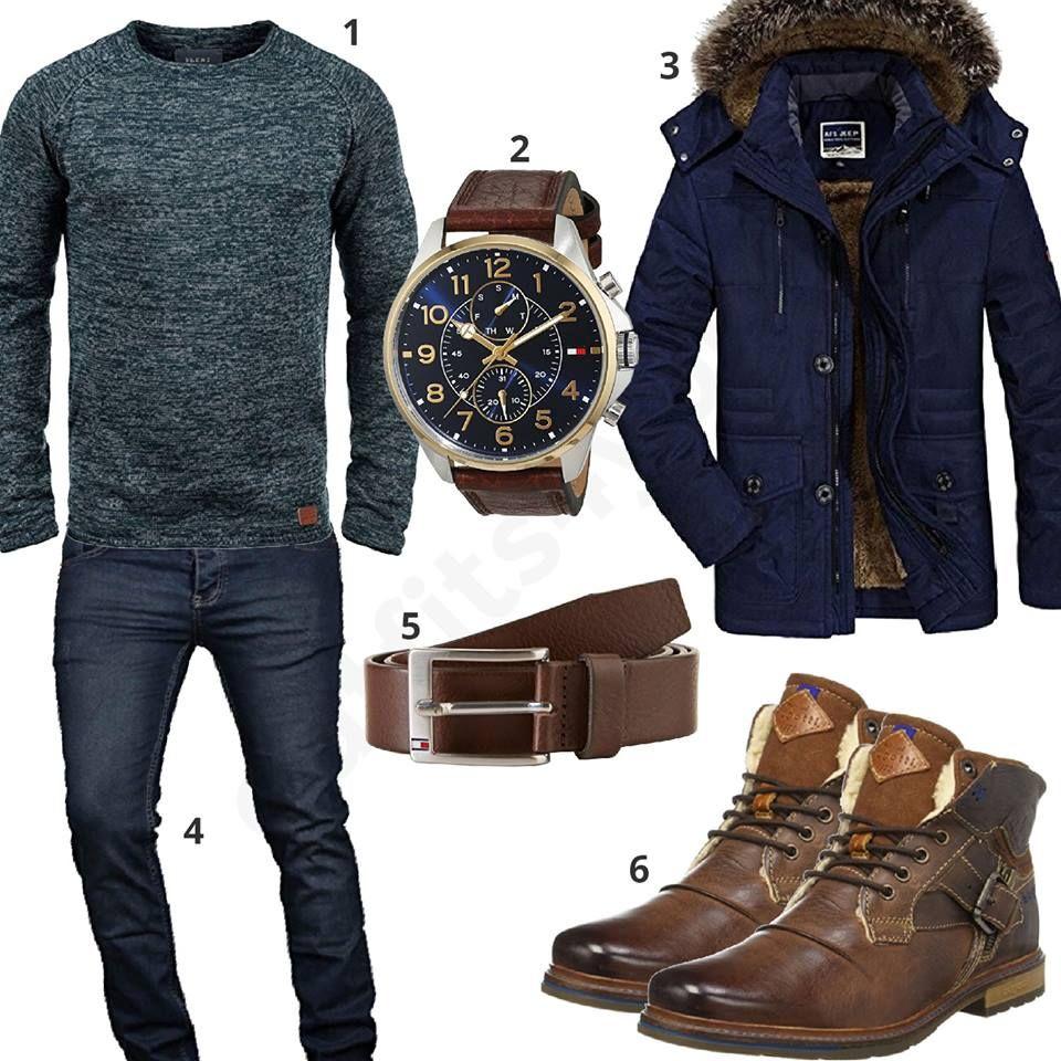 Winteroutfit WinterjackeClothes Und Warmes Mit Pullover yNOm8nw0v