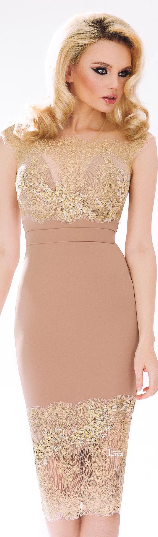 7f129b110684 CRISTALLINI Spring-Summer 2015 COCKTAIL | dress | Dresses, Fashion ...
