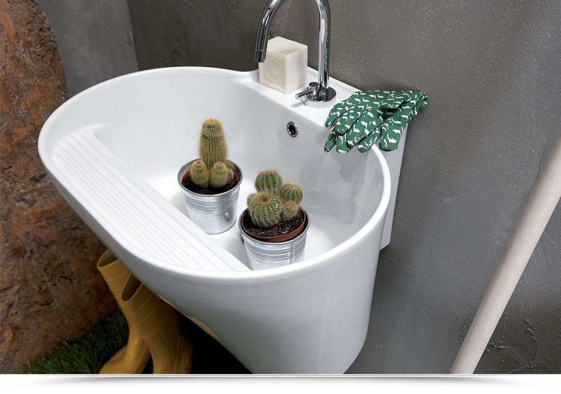 Tino Colavene lavabo/lavello per bagno lavanderia o