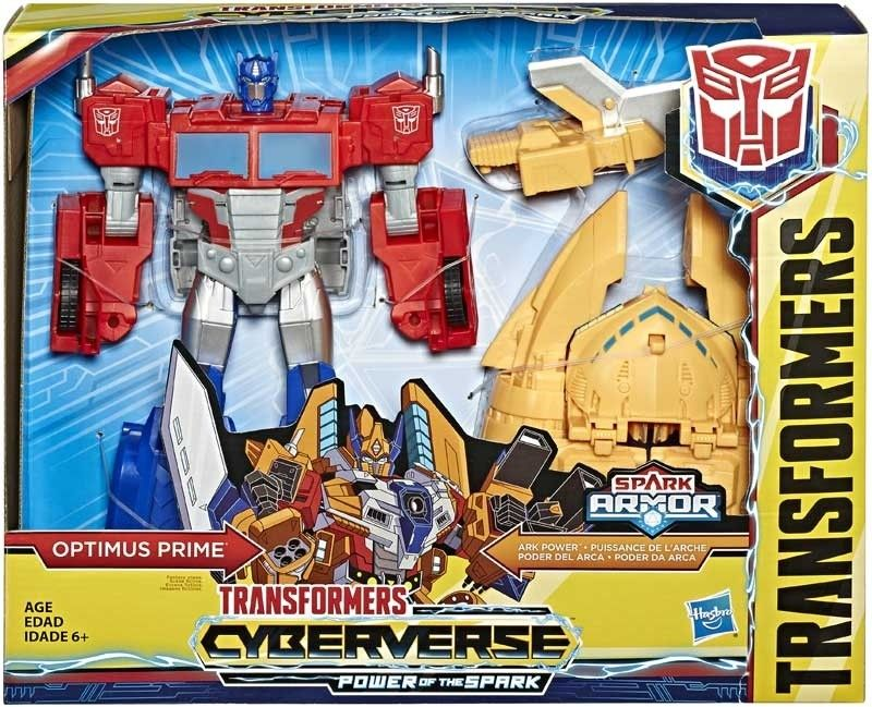 Transformers Toys Cyberverse Spark Armor Bumblebee Action Figure
