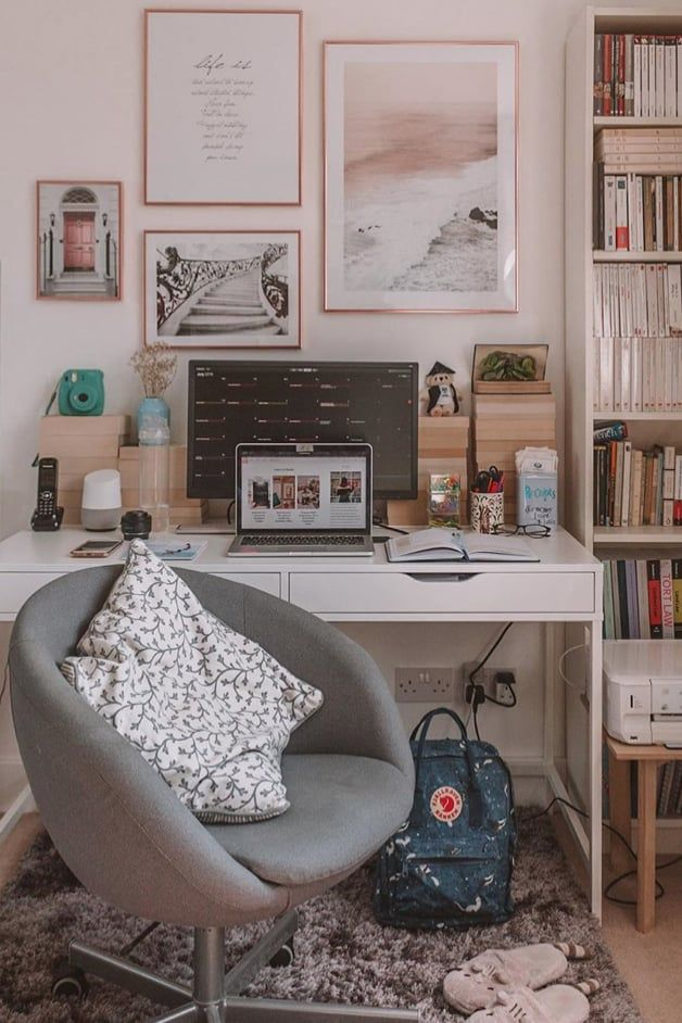 Photo of WFH? Here Are 18 Home Offices on Instagram You'll Want to Re…