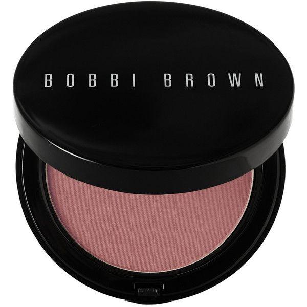Bobbi Brown Illuminating Bronzing Powder - Telluride (625 ARS) ❤ liked on Polyvore featuring beauty products, makeup, cheek makeup, cheek bronzer and bobbi brown cosmetics