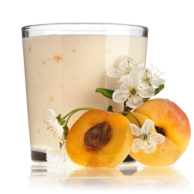 A Apricot Smoothie Ingredients 1 2 Ice Cubes 1 Medium