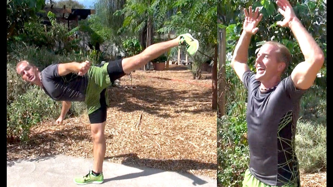 The Workout Begins At 01 43 Click Here To Skip The Intro 01 43 Martial Arts Fitness 25 Min Home Workout Let S Martial Arts Workout At Home Workouts Workout