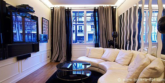Location appartement 1 chambre Paris avenue de la Bourdonnais 7ème