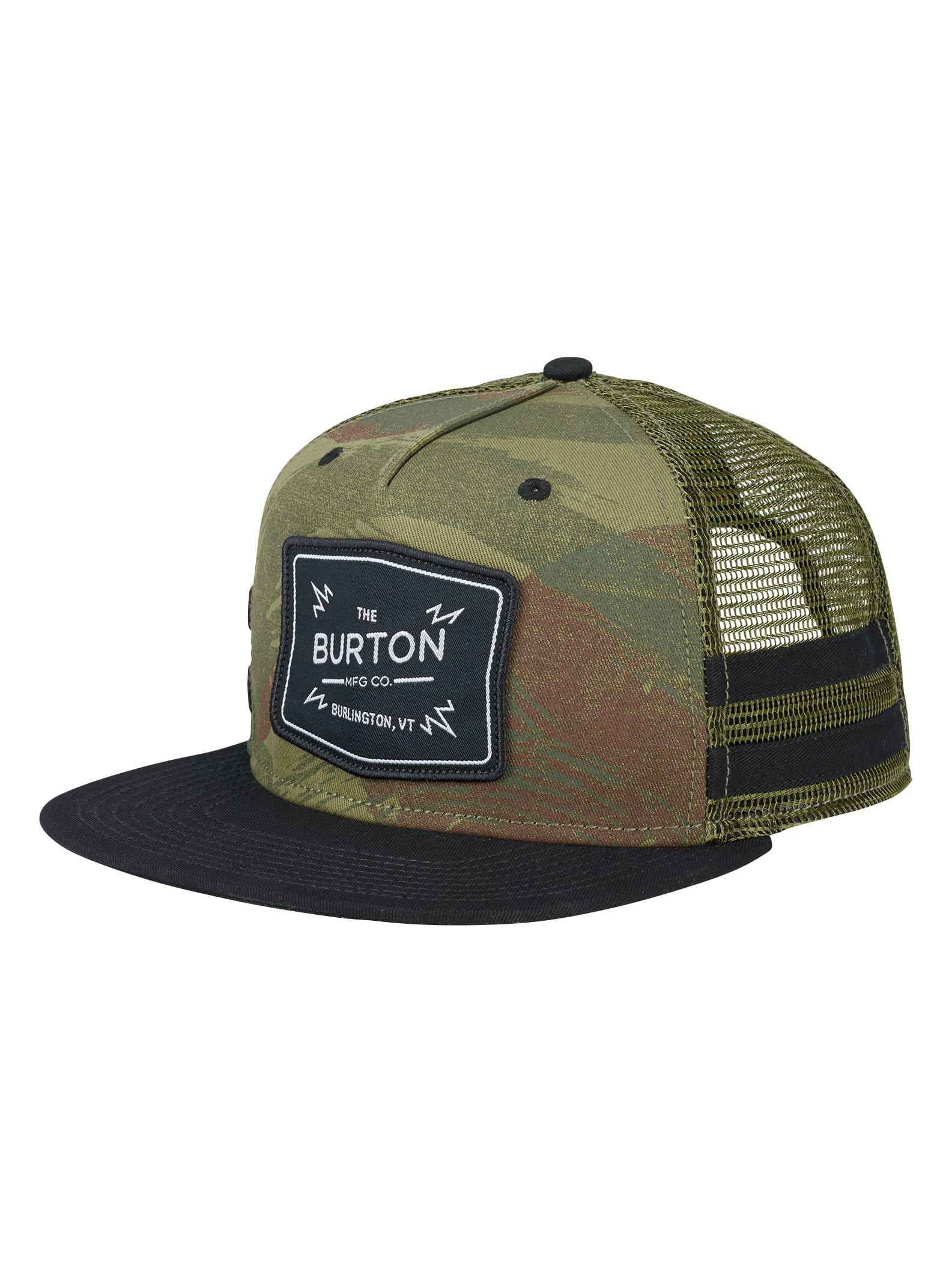 Men s Burton Bayonette Snapback Hat  b8c7f5d26ab