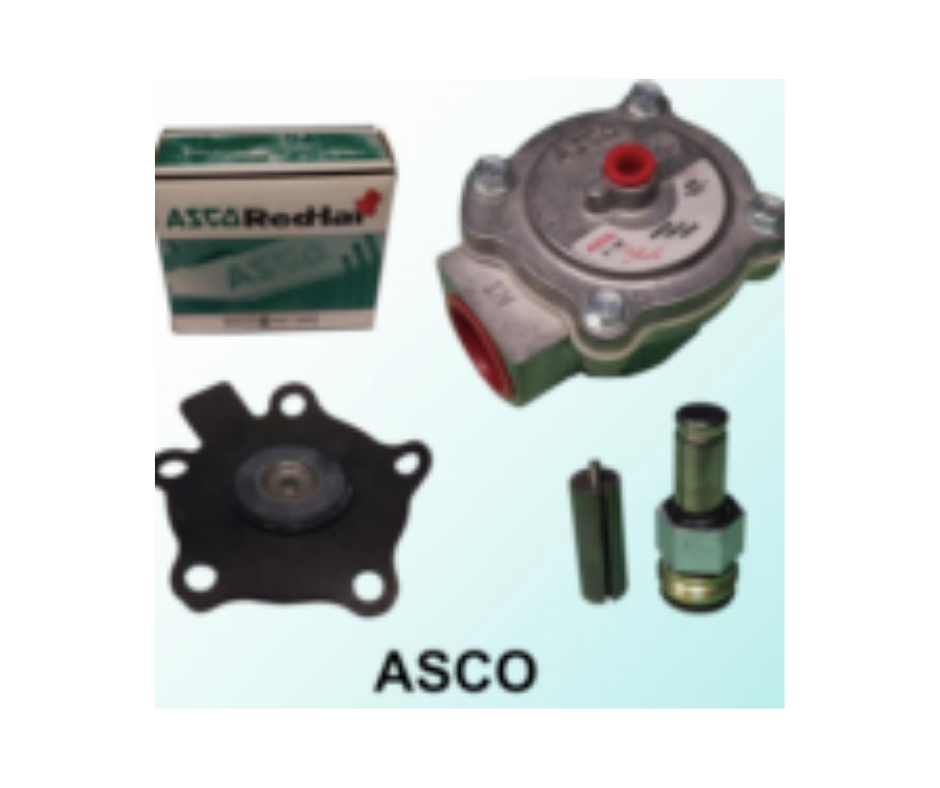 NonGoyen Valves and Parts (ASCO®, TaeHa® and Turbo®) in