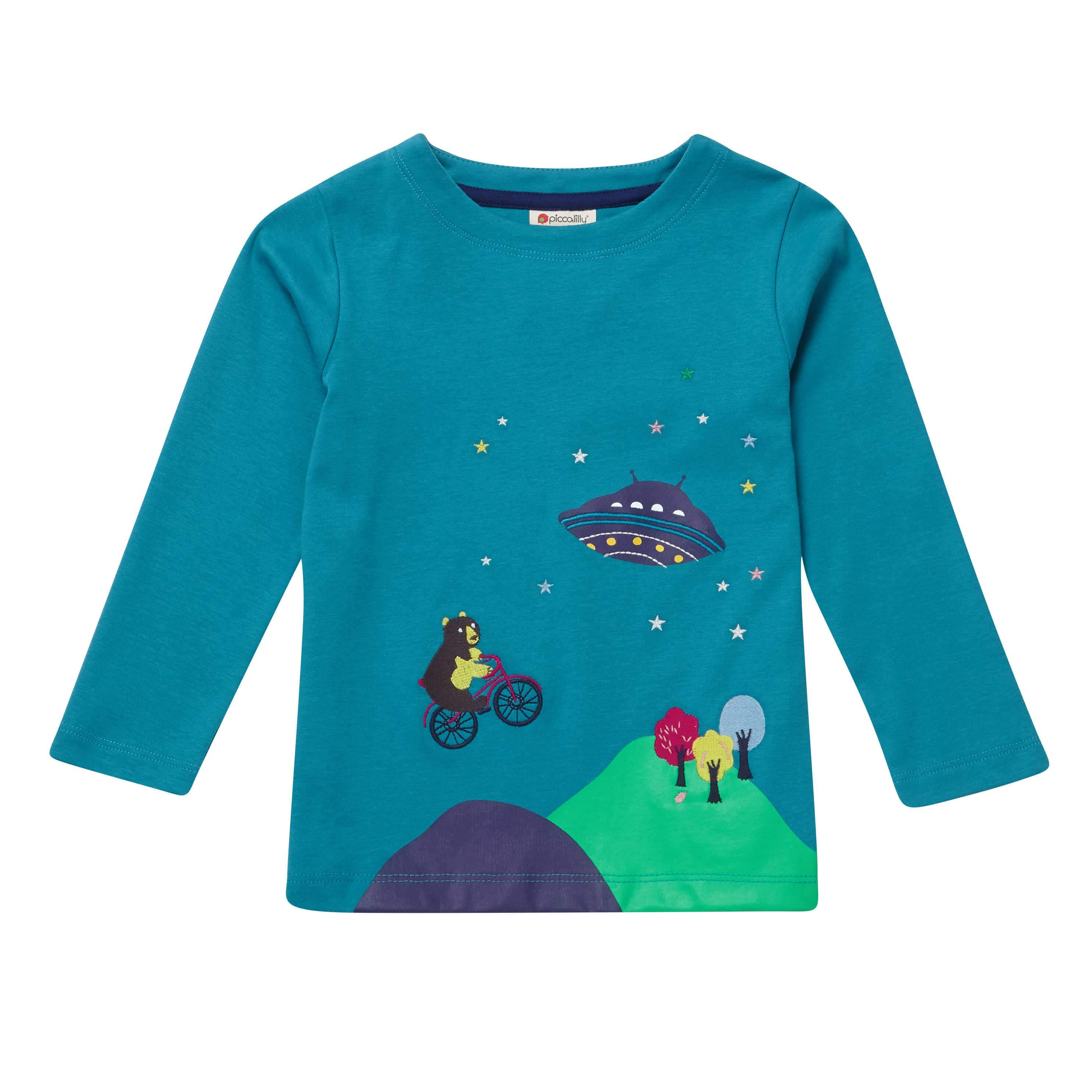 3ea16c8329ad Out of this World Long Sleeve Shirt – Modern Rascals. From ...