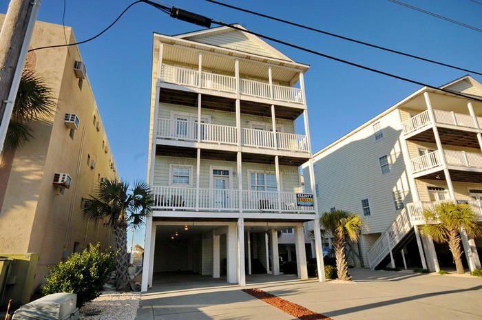 Myrtle Beach Vacation Rentals | CAYMAN VILLAS A1 | Myrtle Beach - Cherry Grove