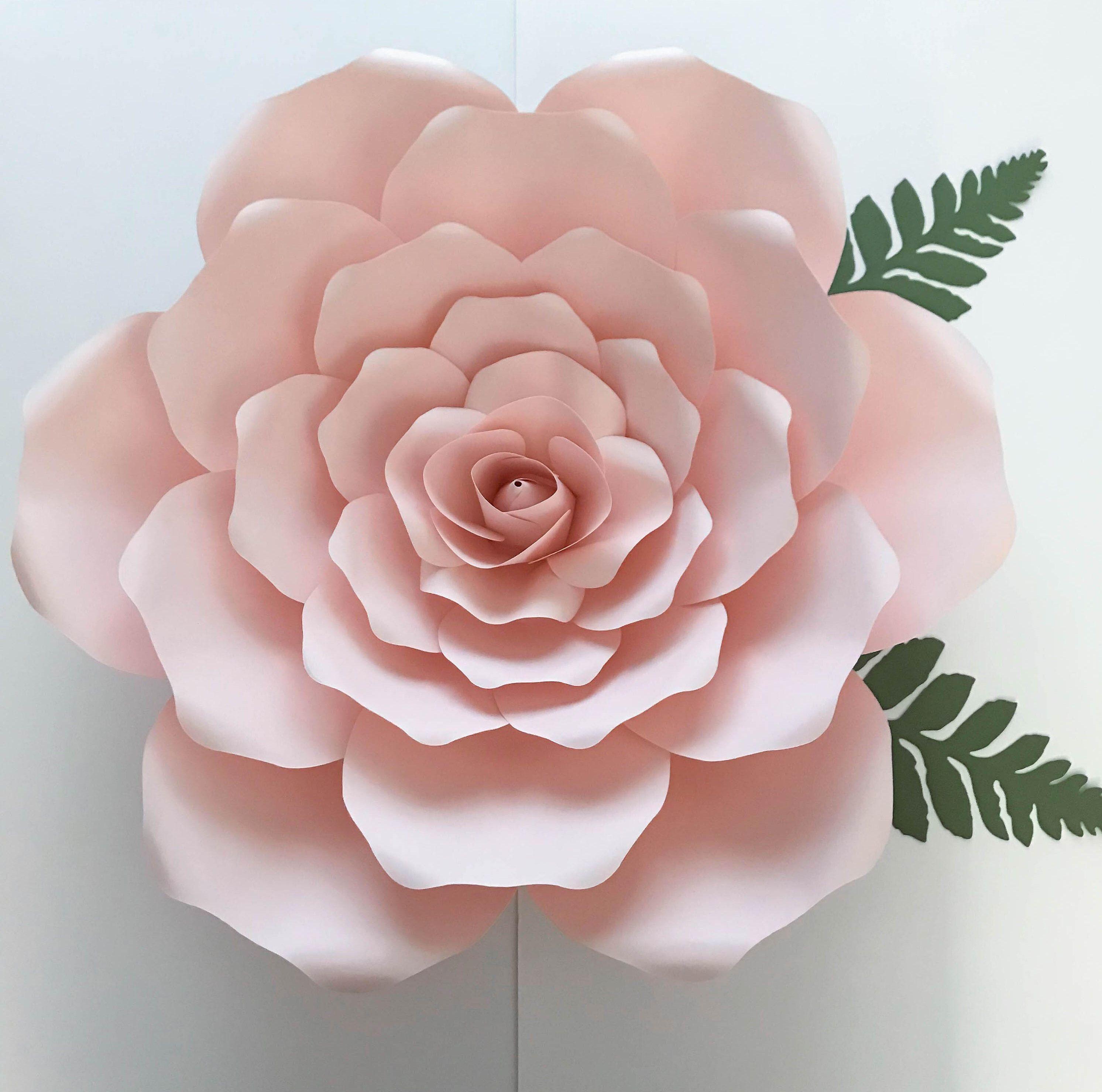 12+ Paper flower petal cutter inspirations