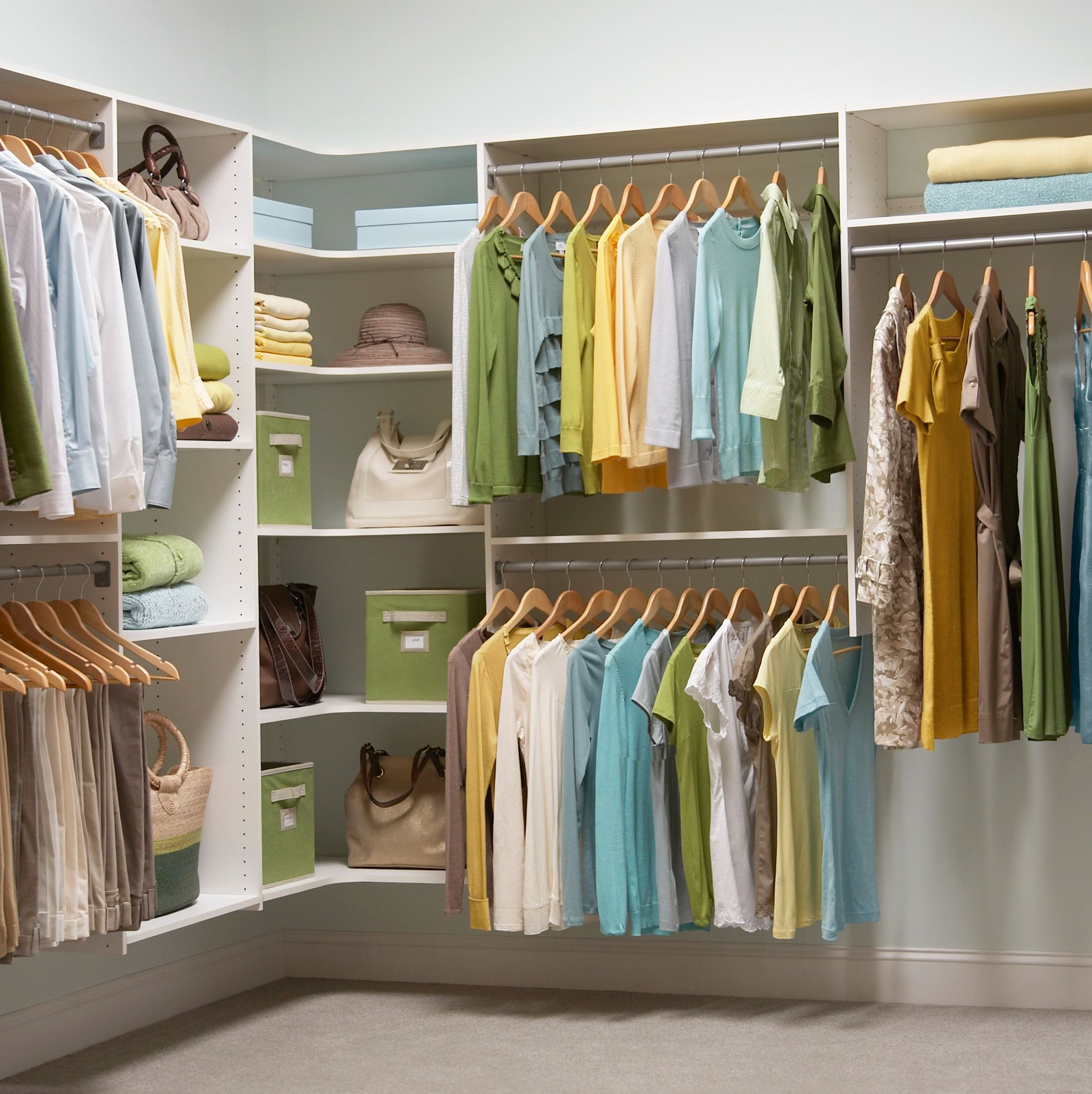 Home Depot Built In Closets