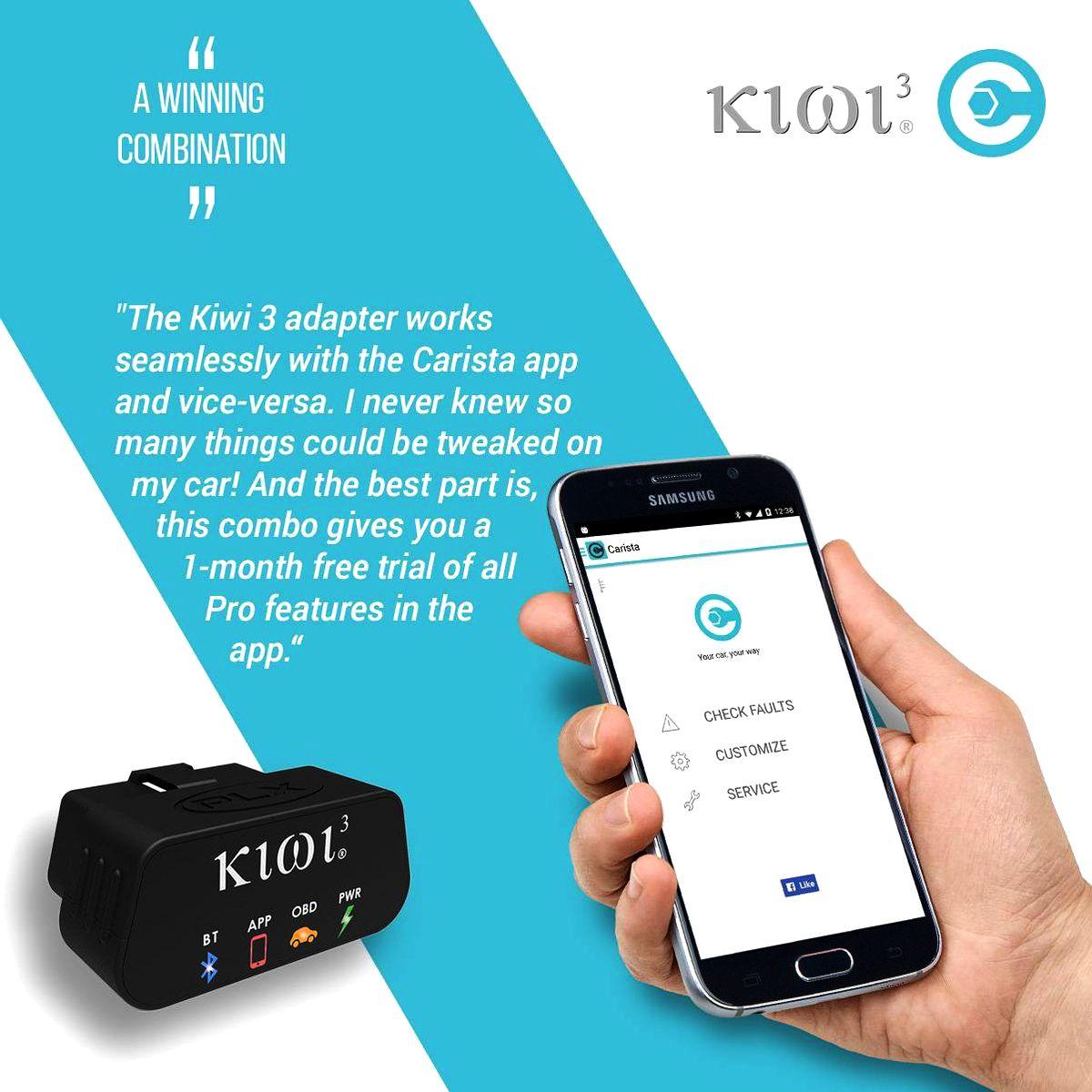 Kiwi 3 | #Automotive #Car Customization | Smartphone