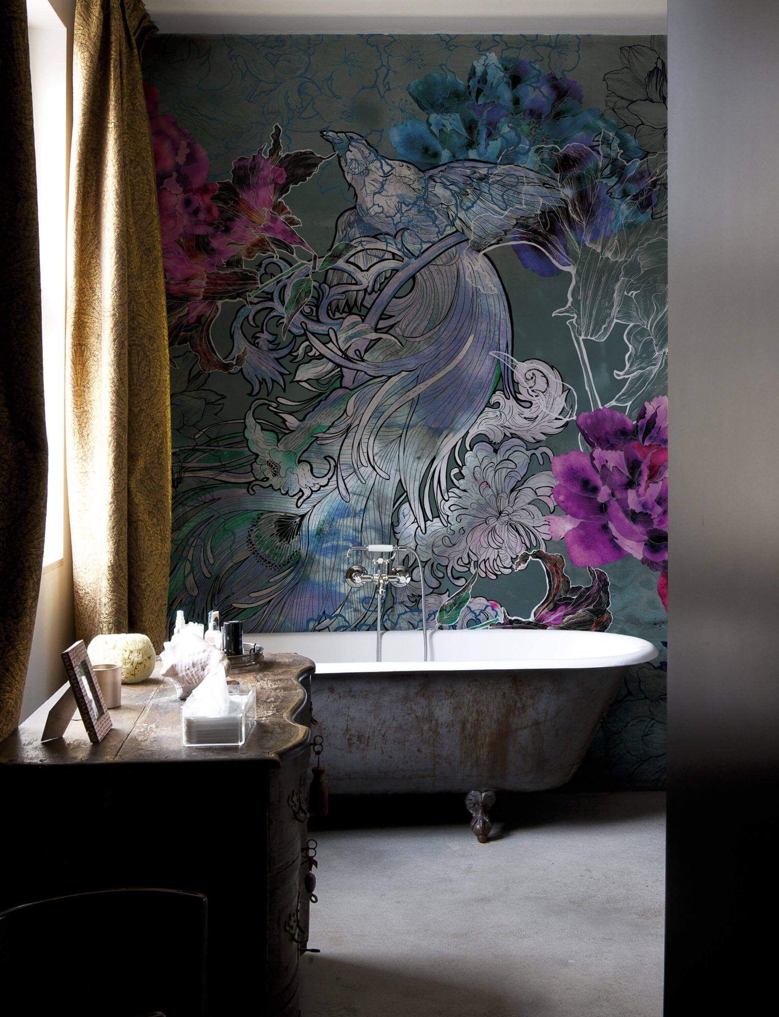 Wall&Decò Wet System 15 Mystical Dreams in 2020 Powder