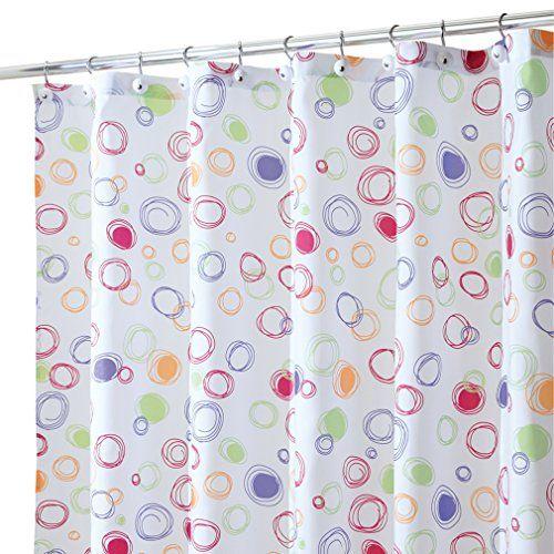 InterDesign Doodle Shower Curtain, 72-Inch by 72-Inch, Bright InterDesign http://www.amazon.com/dp/B005EVJOIY/ref=cm_sw_r_pi_dp_9uG5tb1N1W8GW