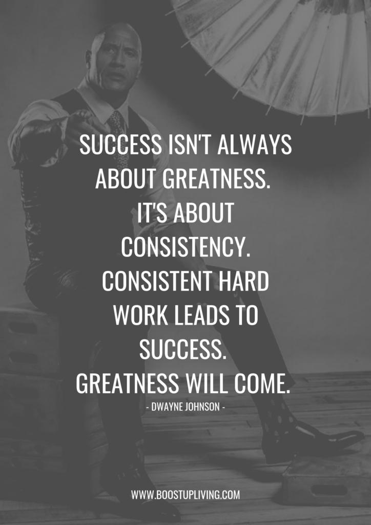 Best Dwayne Johnson Quotes For Motivation
