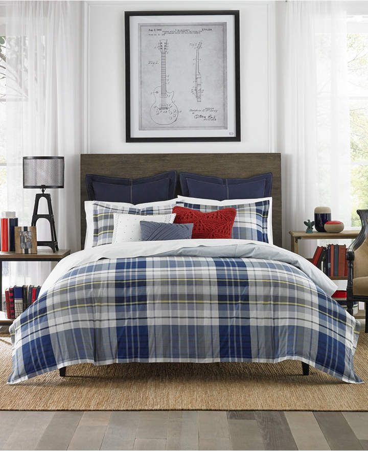 Poquonock Plaid Bedding Collection Products Comforters