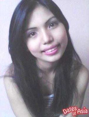 Cebu Mädchen