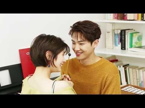 Jung So Min 정소민 & Lee Joon 이준 (Behind the Scenes