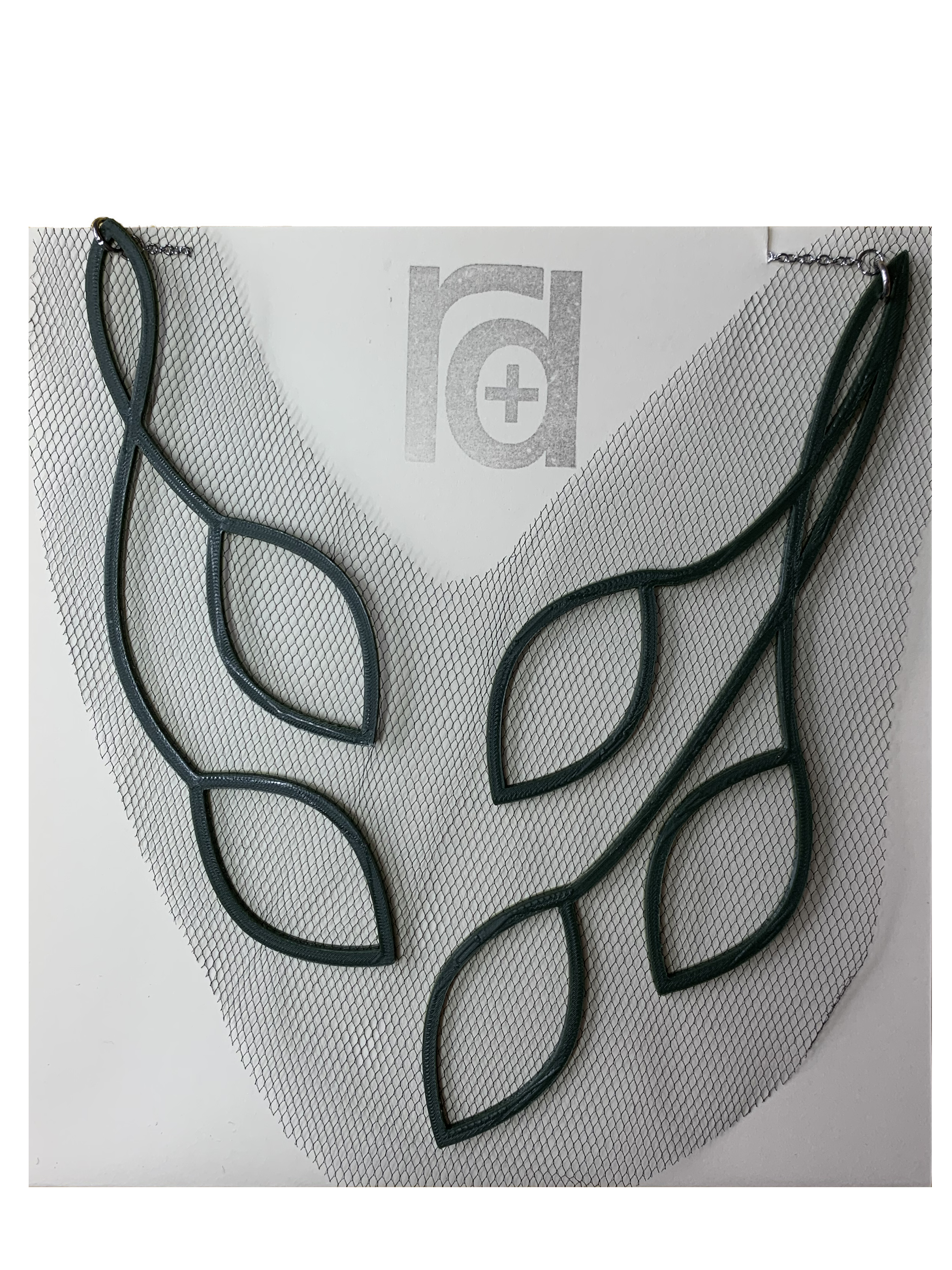 Are You Gonna Grow My Way 3D Printed Necklace - Olive Green