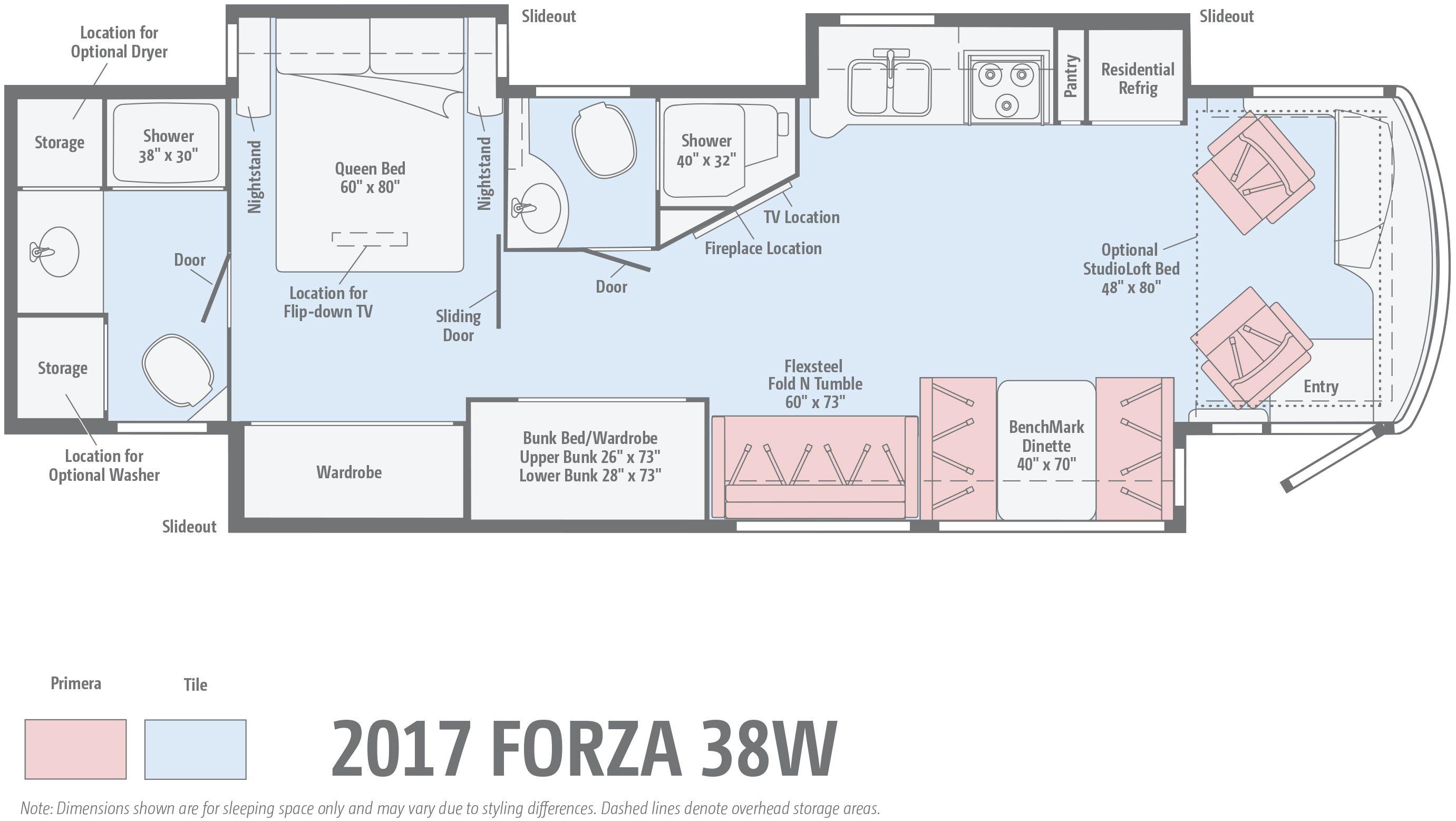5 Must See Rv Bunkhouse Floorplans Winnebagolife Bunk House Floor Plans Pantry Storage
