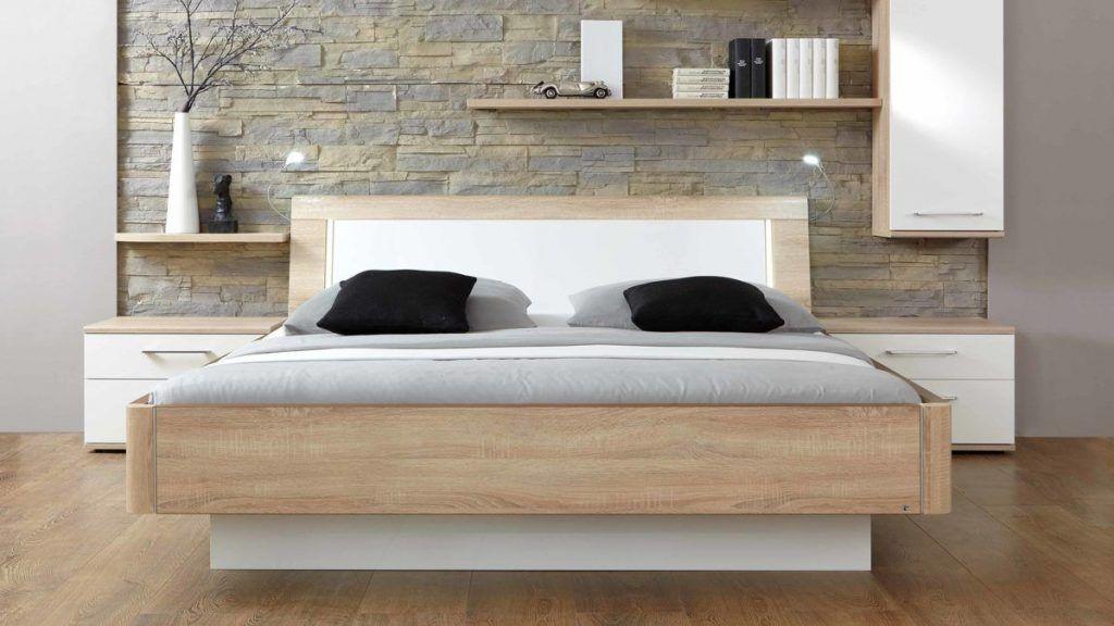 Holzdecke Heller Massiv Schlafzimmer Weis Schrank Machen