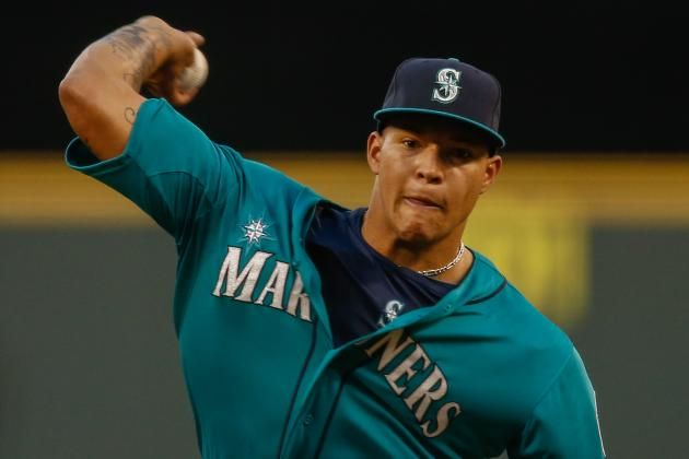 Taijuan Walker Mariners