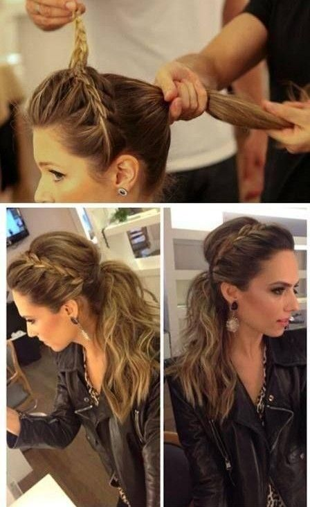 10 Cute Ponytail Hairstyles For 2019 Ponytails To Try This Summer