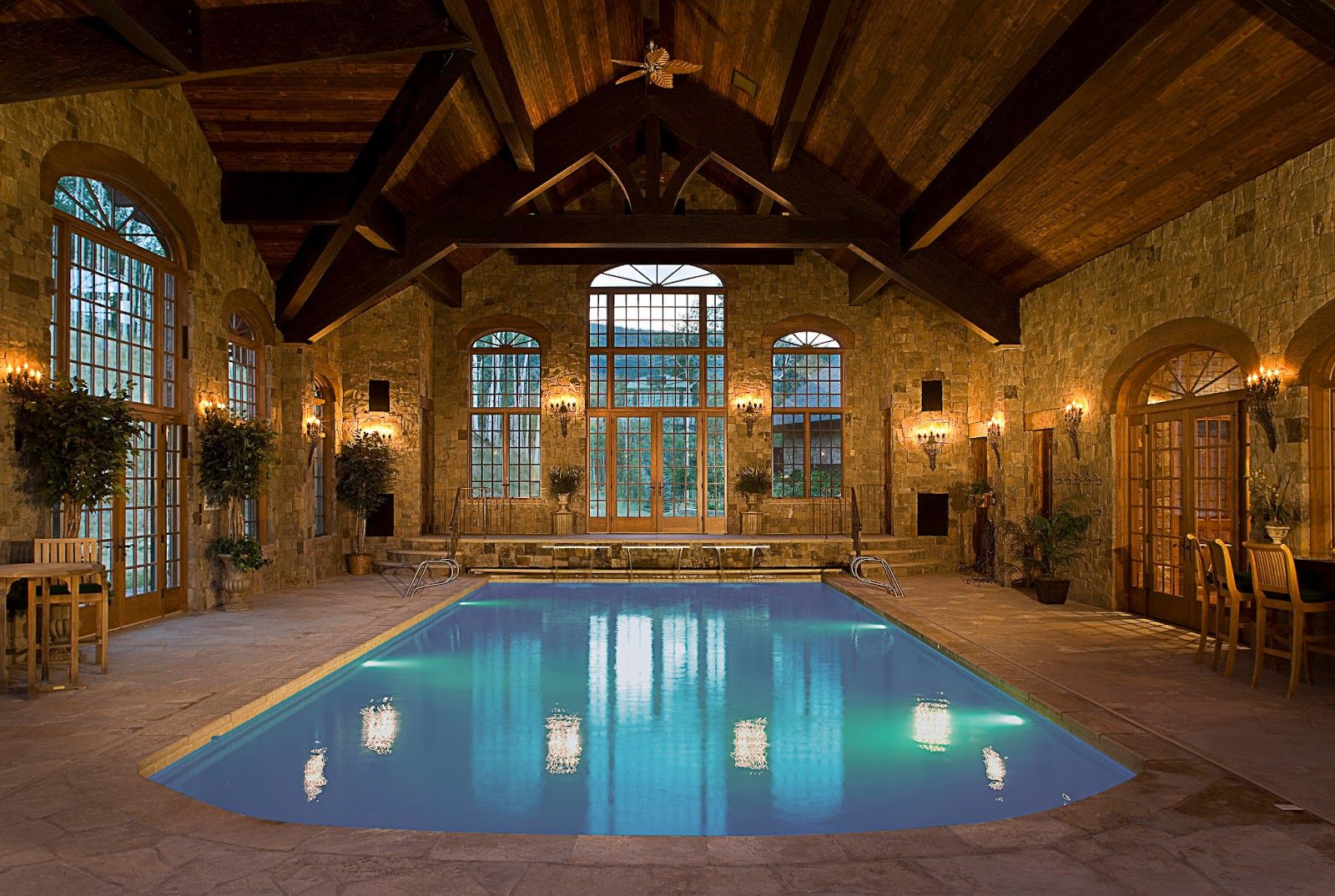 Houses with pools inside - 17 Best Images About Luxury Pool On Pinterest Luxury Pools Resorts And Pools