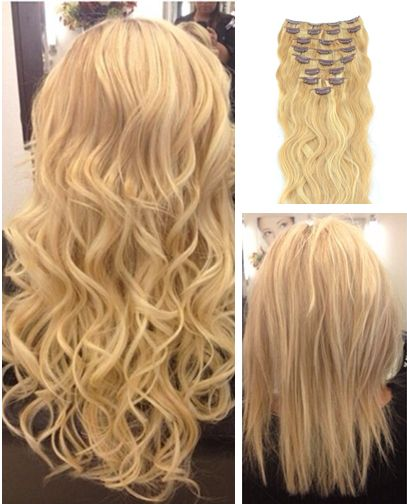 Blonde Hair Color Styling Ideas Long Blonde Curly Hair Extensions