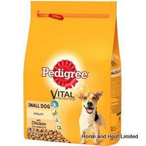 Pedigree Adult Vital Beef Small Dog Food 6 X 1 5kg Pedigree Adult