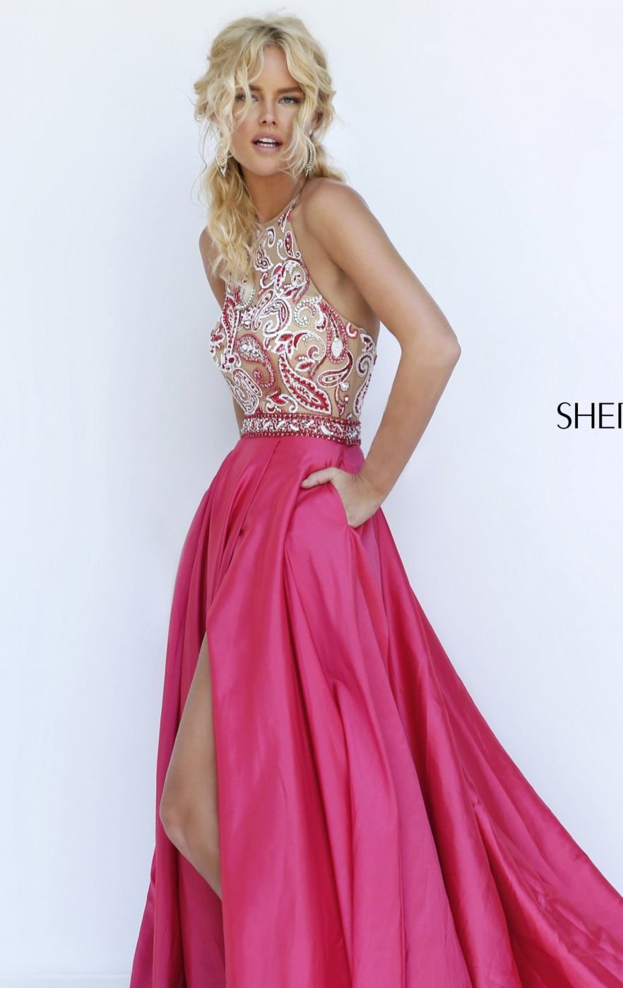 Sherri Hill 50076 by Sherri Hill 590$ USD | AL ESTILO NILDA ...