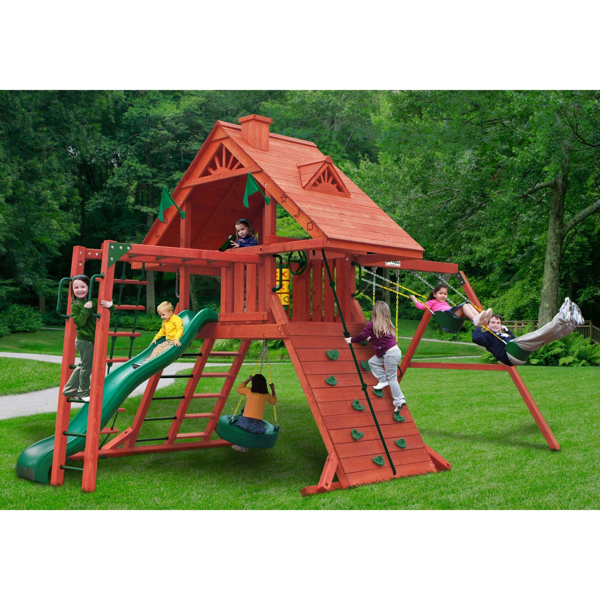 together and set ground walmart lifetime then outdoor playset costco structure gym summit to design with dk old smothery shelbyville gallery playground jungle swing sets gorilla video cedar genial play