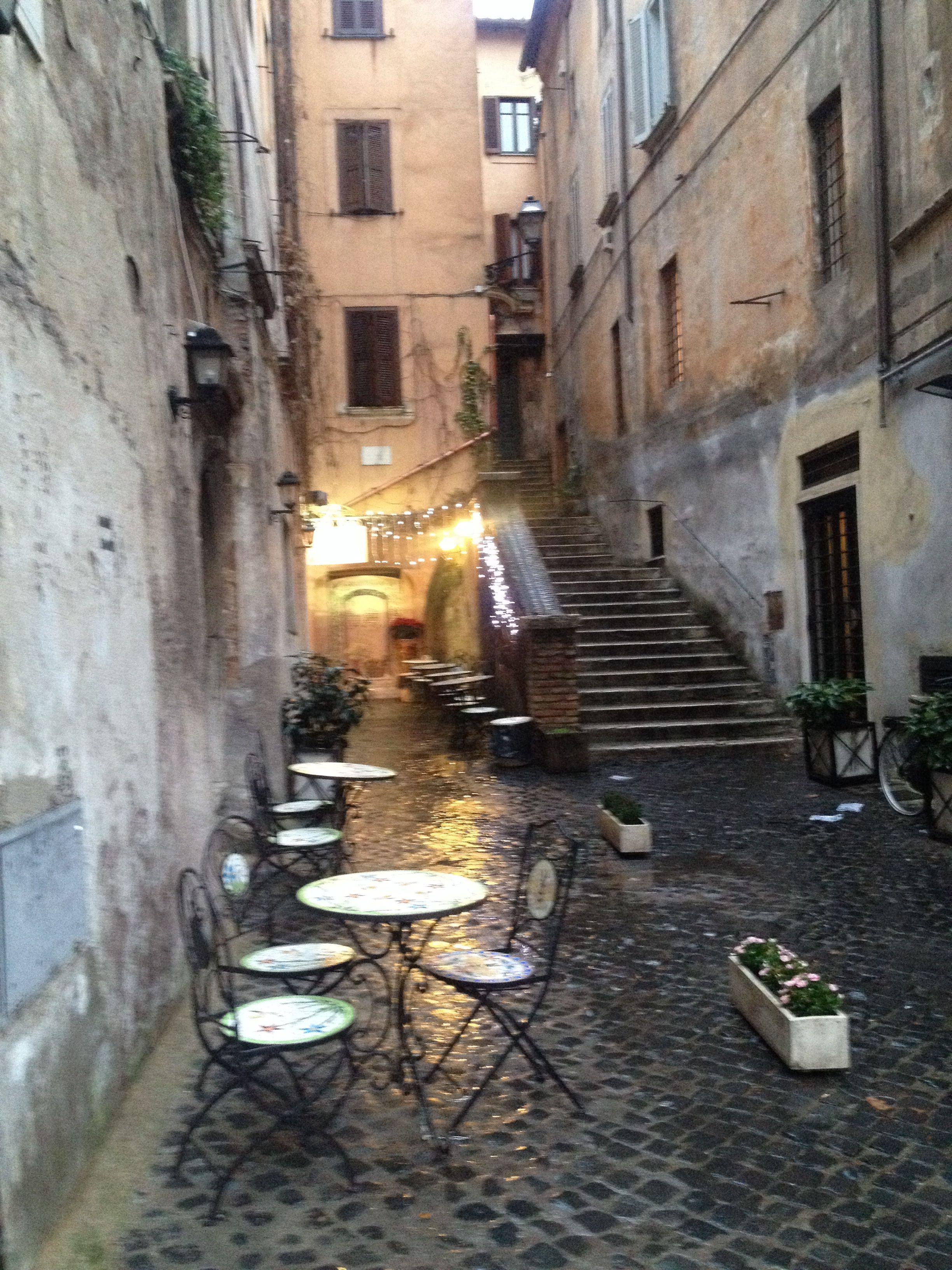 Rome, gelateria