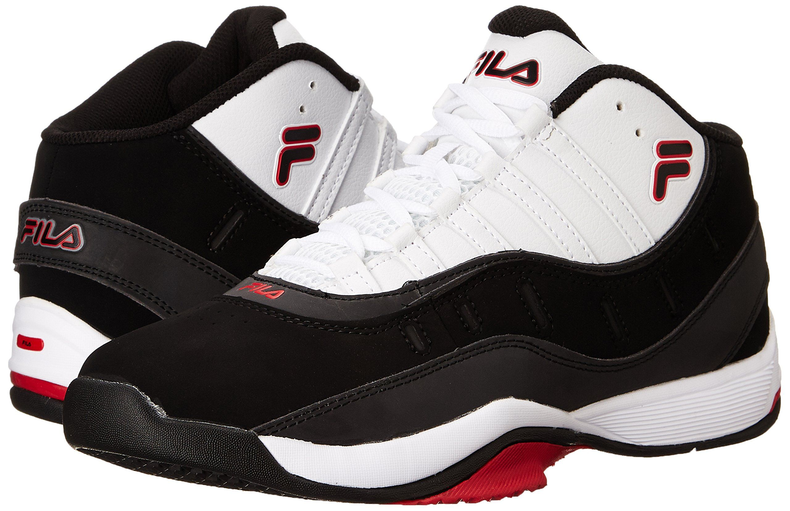 1949879fdcbcc Amazon.com  Fila Men s City Wide 2 Basketball Shoe  Shoes