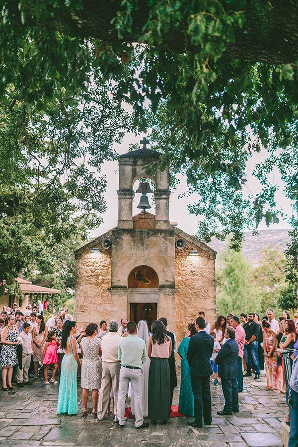 Ρομαντικος κρητικος γαμος | Μαρια & Μανος  See more on Love4Weddings  http://www.love4weddings.gr/romantic-wedding-in-crete/