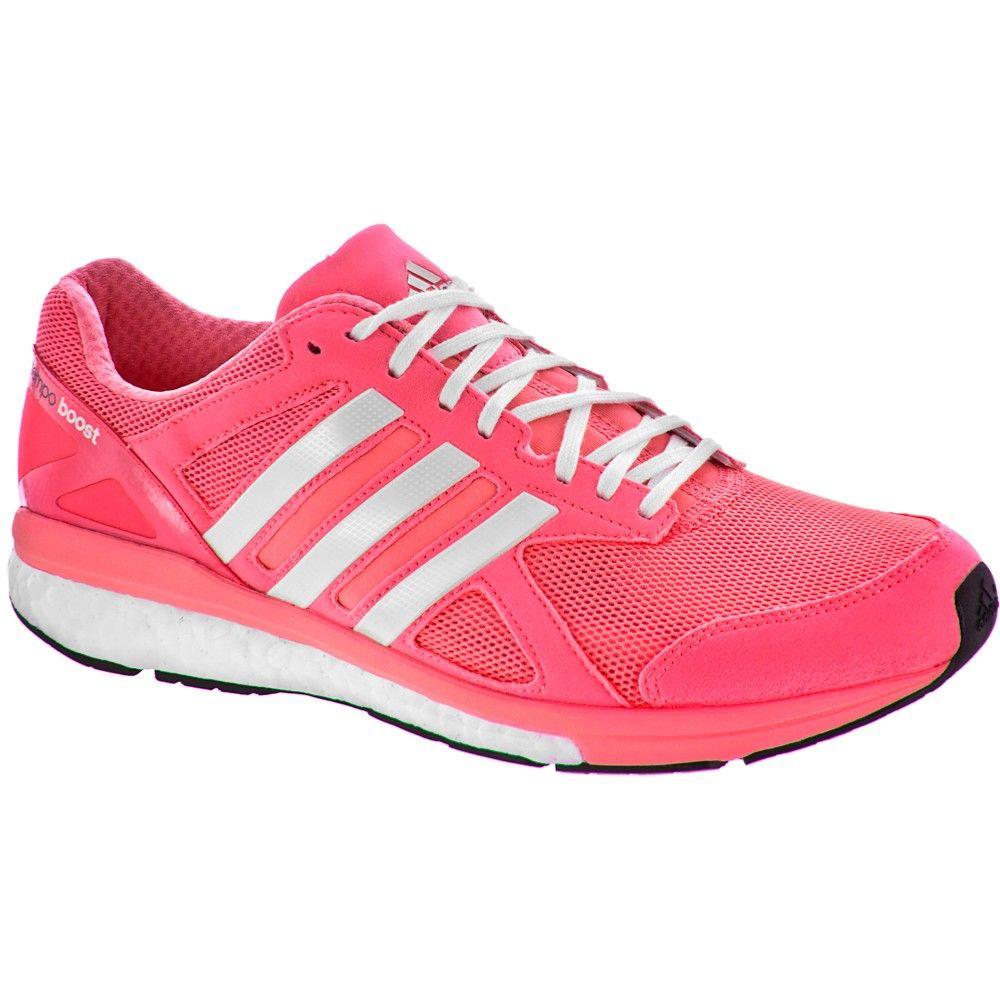 adidas adiZero Tempo 7 Boost Women's Flash Red/Zero Metallic/Black at  holabirdsports. Running ShoesZeroAdidasMetallicRacing ...