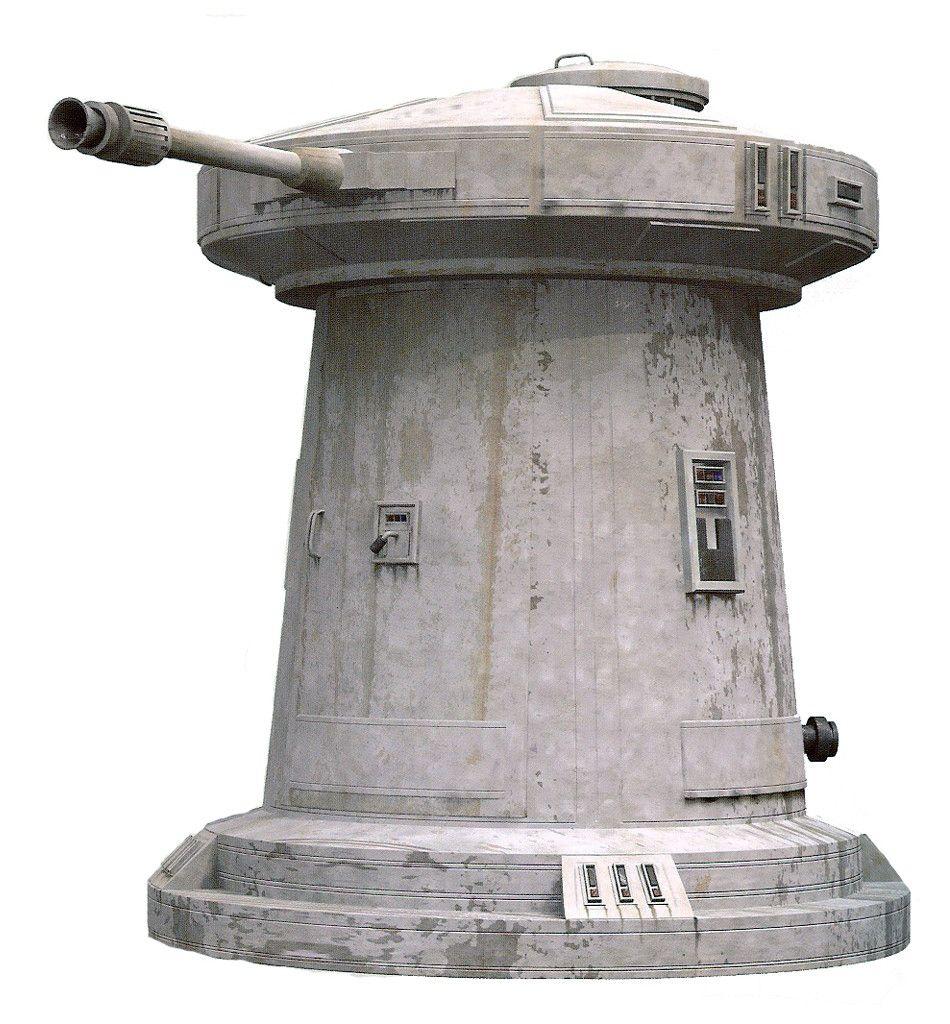 Df 9 Turret Placement Star Wars Vehicles Star Wars Death Star Star Wars Art