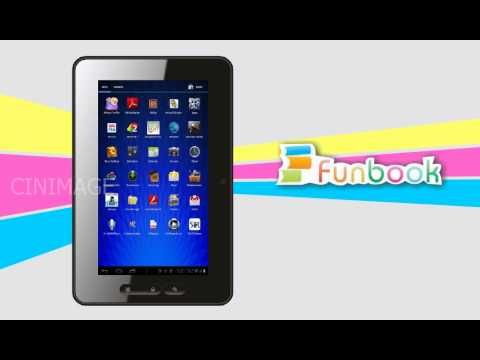 Micromax Funbook Product Video. http://www.cinimage.org/ #Video