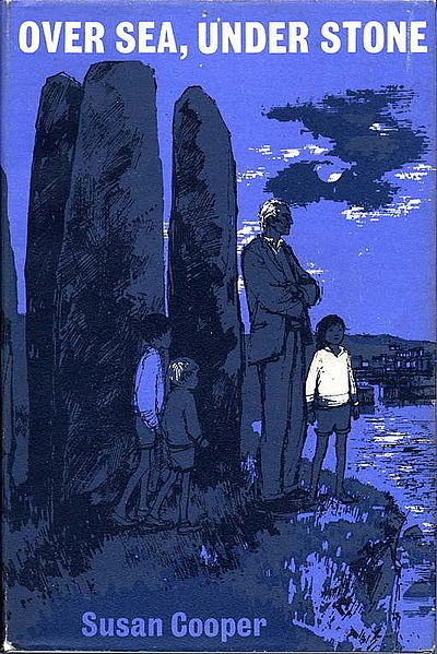 Over Sea, Under Stone by Susan Cooper. One of my favorite books growing up.
