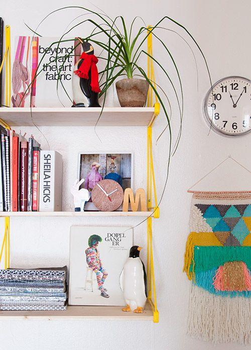 from melbourne to brooklyn a textile designer at home. Black Bedroom Furniture Sets. Home Design Ideas