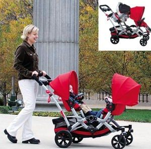 Double Stroller For Baby And Toddler Strollers 2017