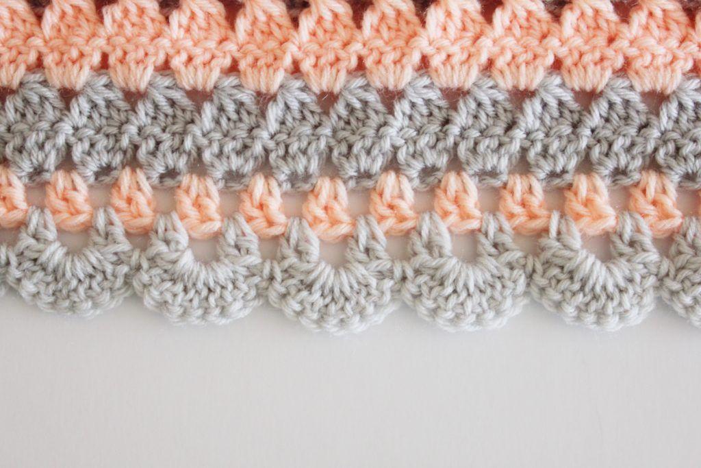 modern crochet granny blanket - Daisy Farm Crafts | Crocheting ...