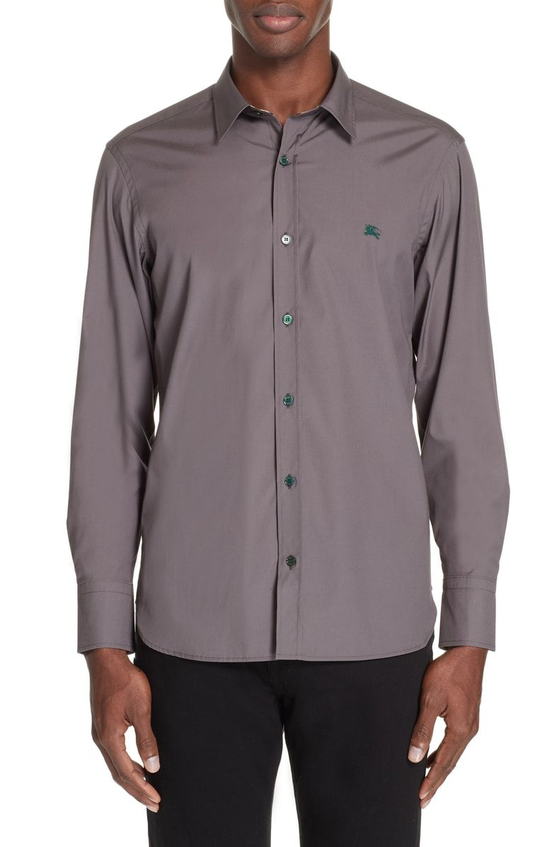 0792284d BURBERRY WILLIAM WOVEN SPORT SHIRT. #burberry #cloth | Burberry in ...