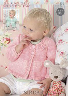 Free Finger Knitting Patterns : sirdar baby knitting patterns free download - Google Search knitting Pint...